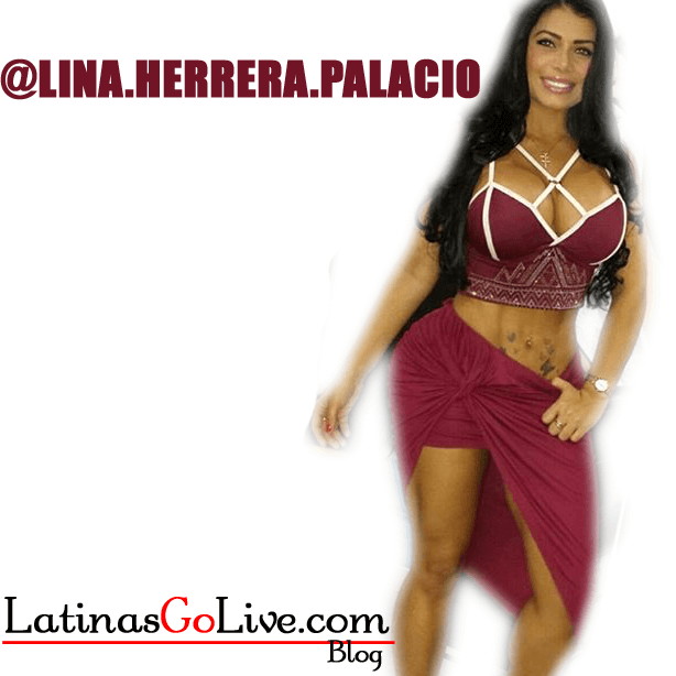 Sexy latina Lina Herrera Palacio