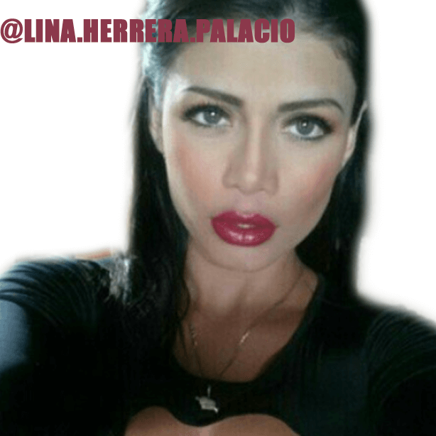 Close up of Lina Herrera Palacio Face