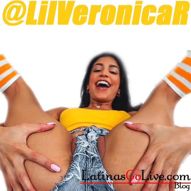 Porn star Veronica Rodriguez camel toe