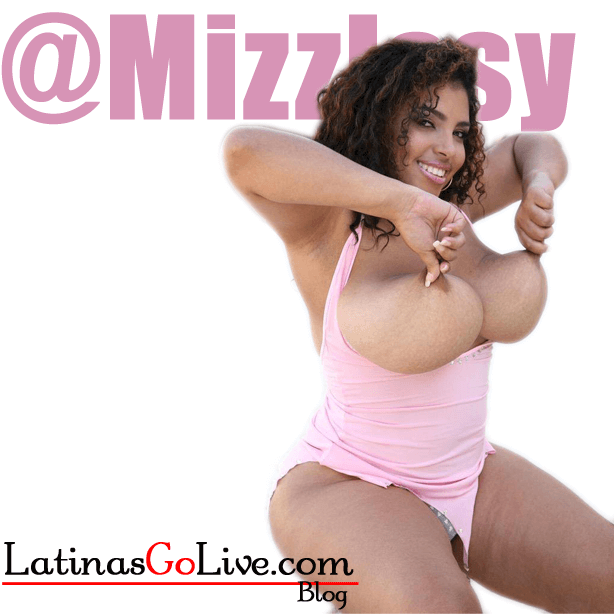 MizzIssy_DominicanPoison_pinches her nipples