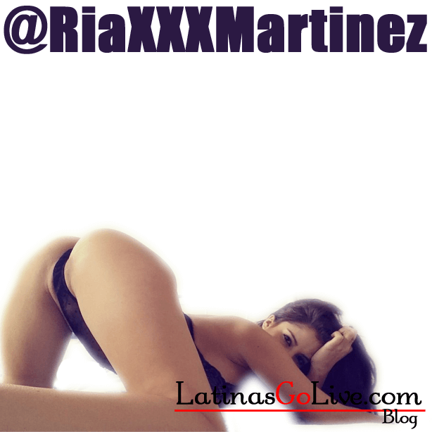 Webcam model Riaxxxmartinez doggy style